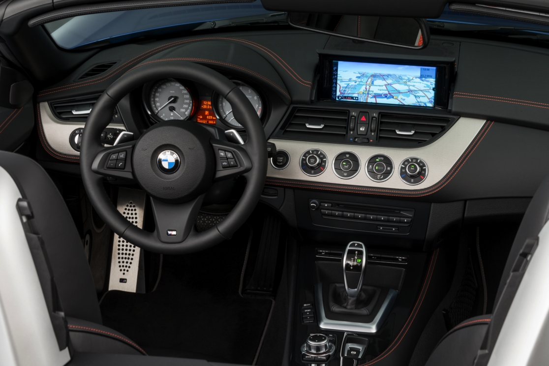 BMW Z4 Roadster Estoril blauw M-pakket 2016 20