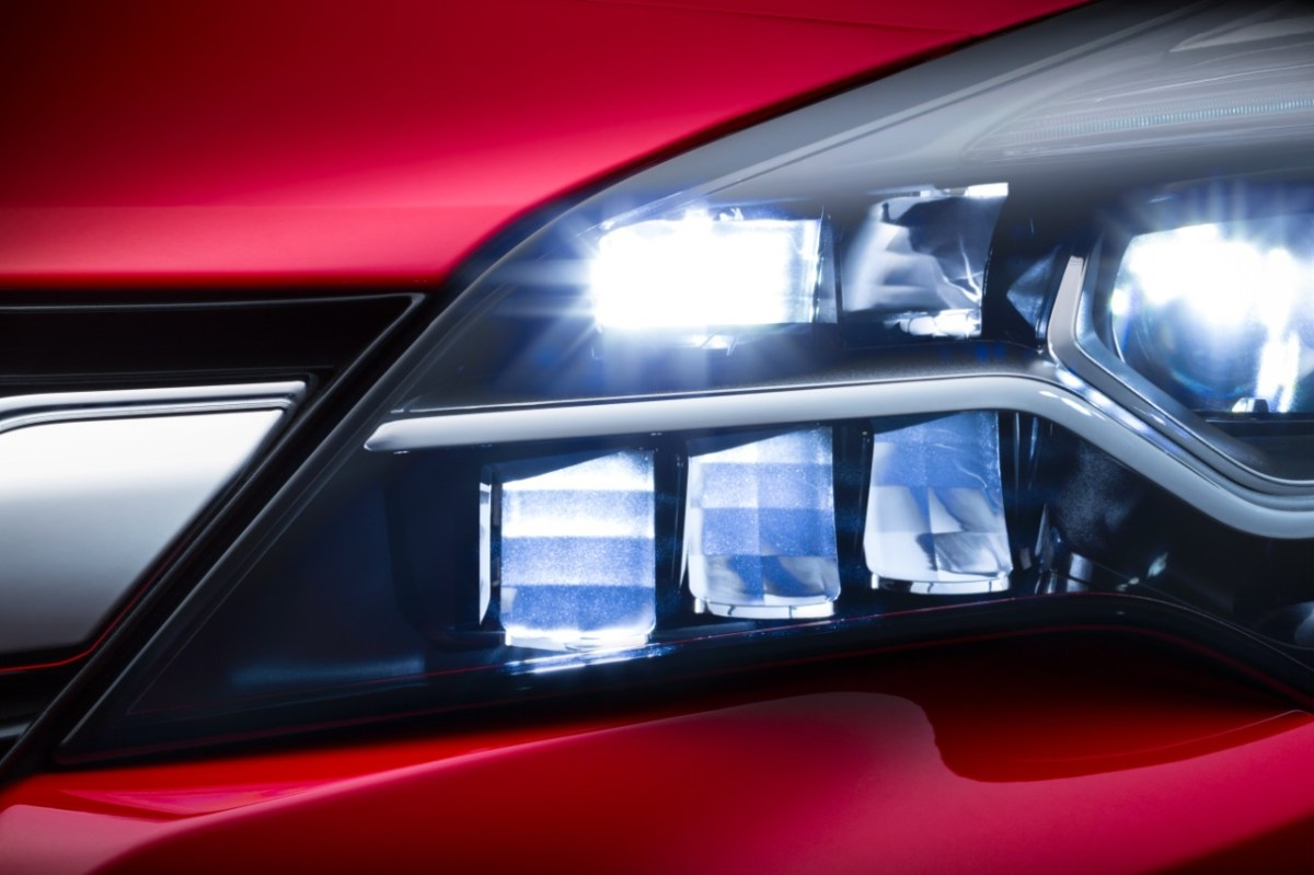 Opel licht technologie IntelliLux Matrix LED Astra 03