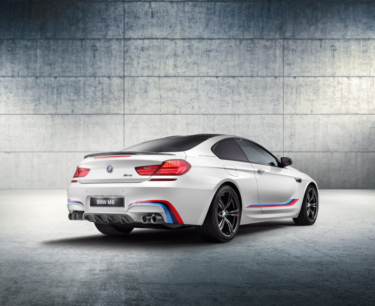 BMW M6 Competition Edition 04