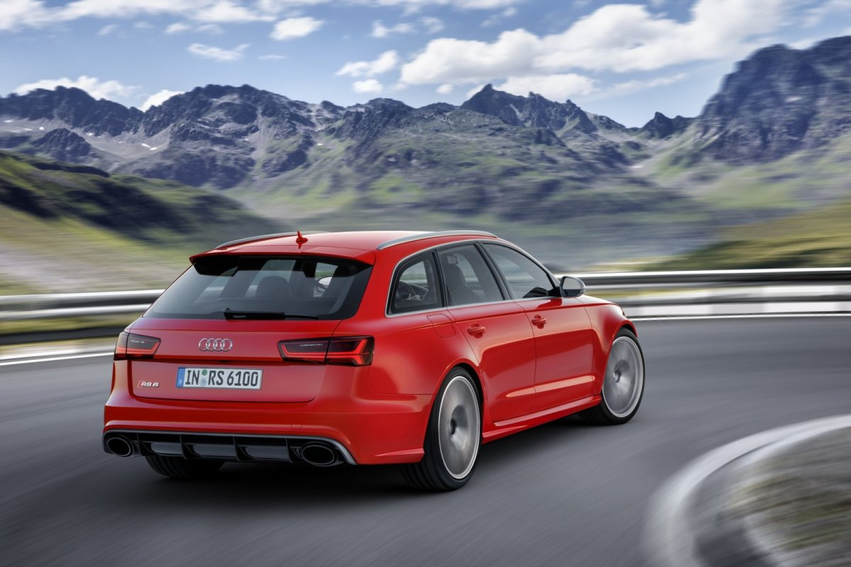 Audi RS6 RS7 Avant Sportback Performance Label Quattro 2016 19