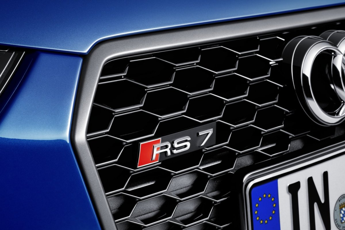 Audi RS6 RS7 Avant Sportback Performance Label Quattro 2016 27