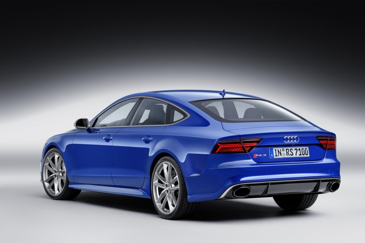 Audi RS6 RS7 Avant Sportback Performance Label Quattro 2016 30