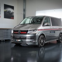 A-Team Van reloaded: ABT Volkswagen Transporter T6