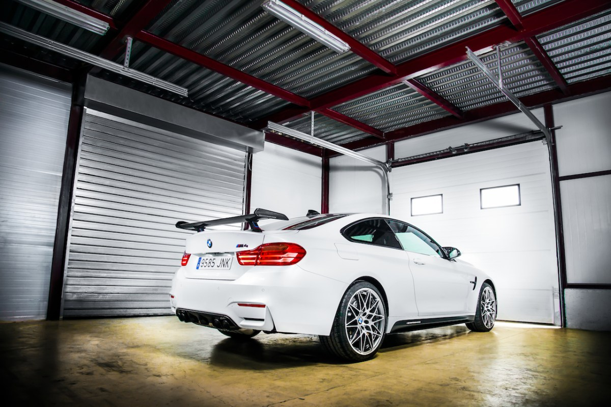 BMW M4 Competition Sport wit 2016 18