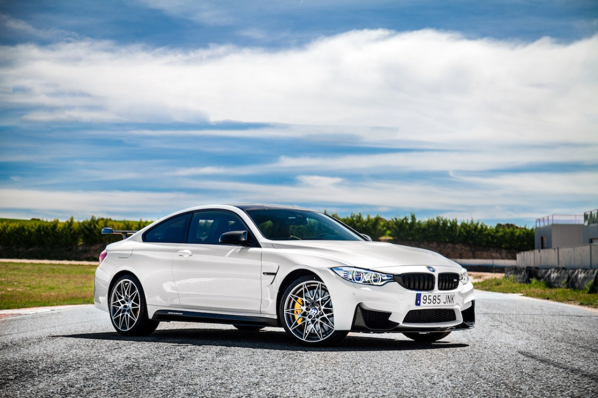 BMW M4 Competition Sport wit 2016 42