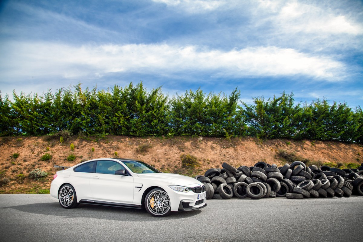 BMW M4 Competition Sport wit 2016 49