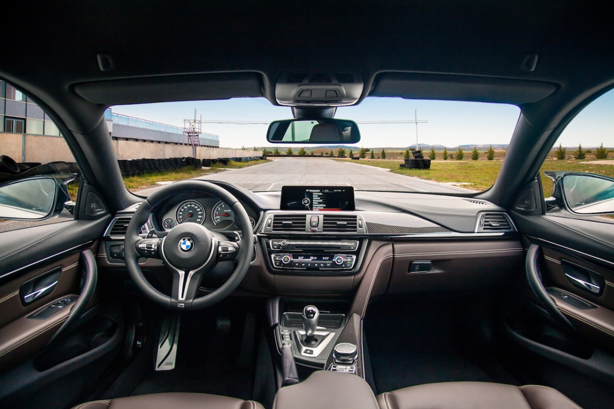BMW M4 Competition Sport wit 2016 57