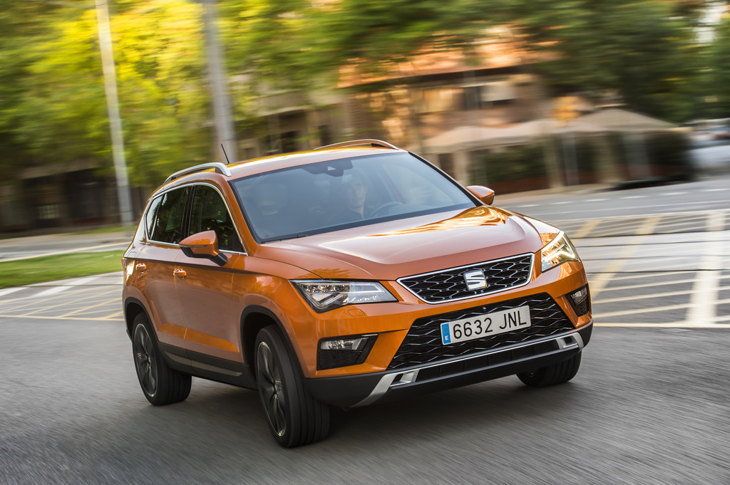 Seat Ateca Reference Style Xcellence 4Drive DSG 2016 2017 03
