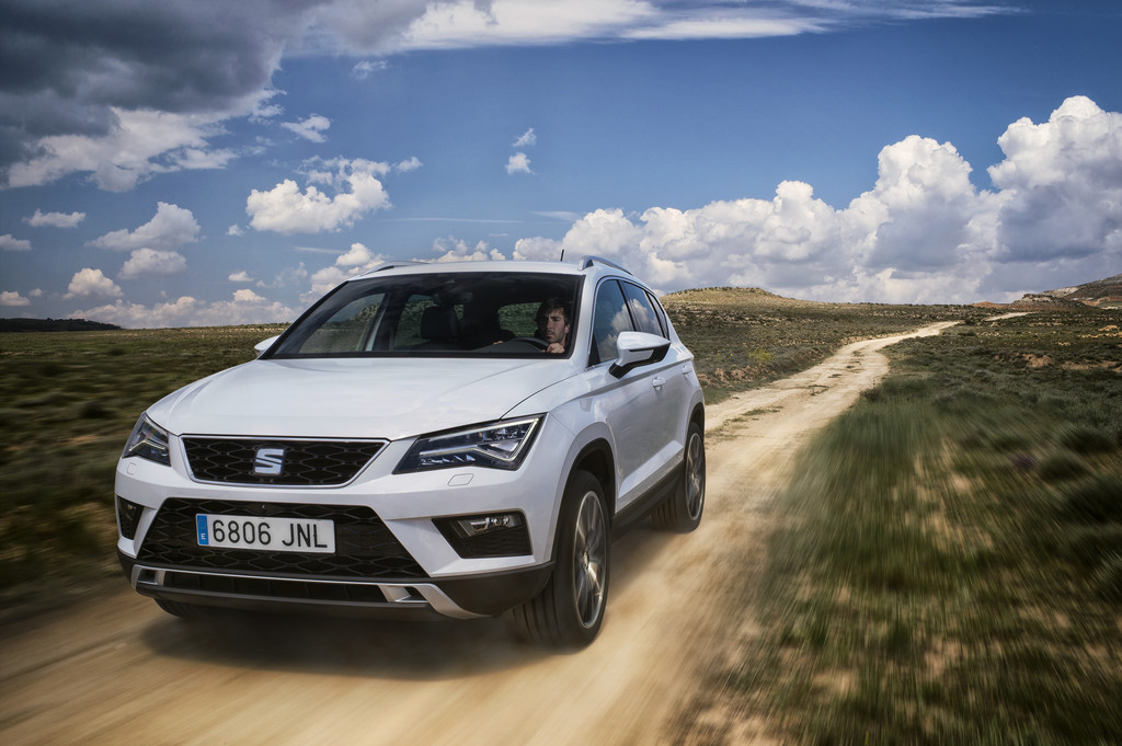 Seat Ateca Reference Style Xcellence 4Drive DSG 2016 2017 08