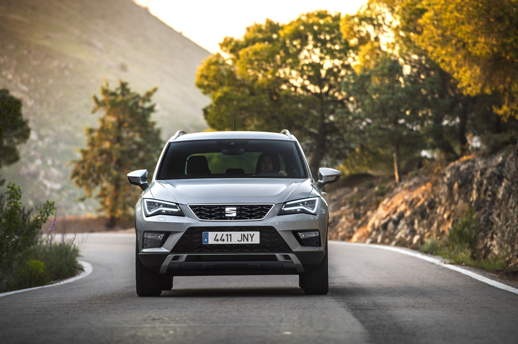 Seat Ateca Reference Style Xcellence 4Drive DSG 2016 2017 10