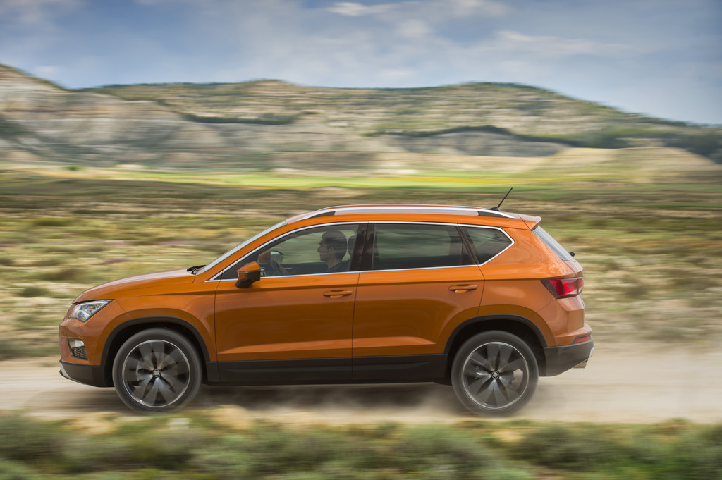 Seat Ateca Reference Style Xcellence 4Drive DSG 2016 2017 13