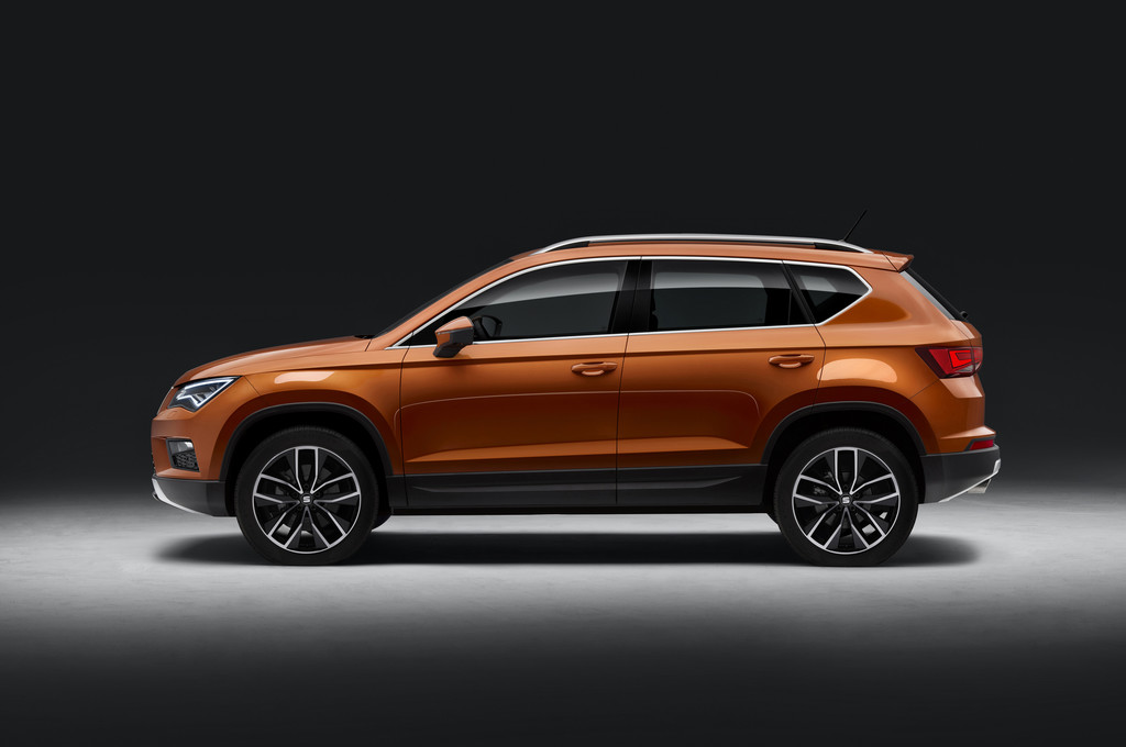 Seat Ateca Reference Style Xcellence 4Drive DSG 2016 2017 19