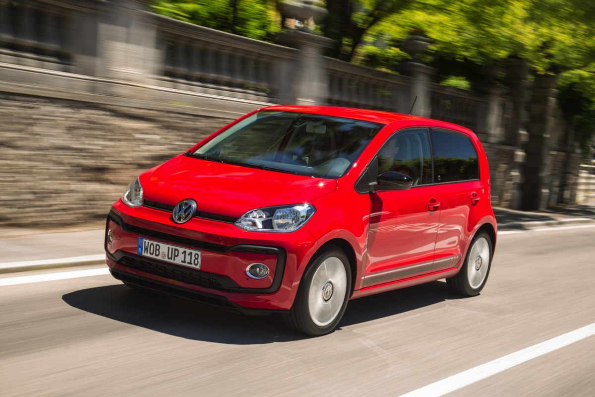 Volkswagen Up take move high private lease 2017 13