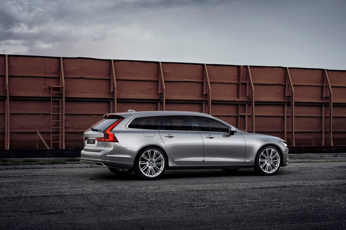 Volvo S90 V90 Design Polestar Optimization Performance Pakket package 2017 01