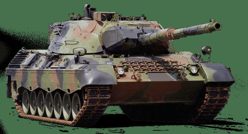 own a tank