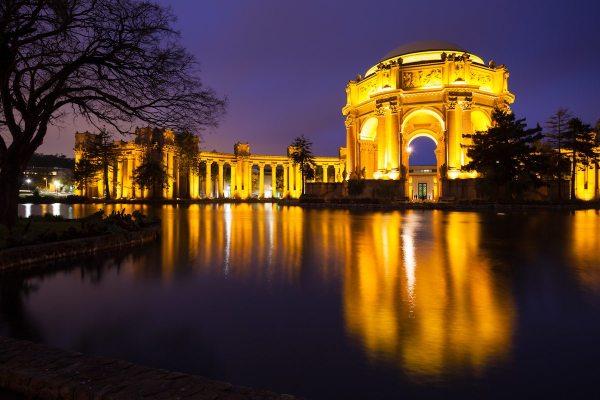 San Francisco Palace Fine Arts Museum