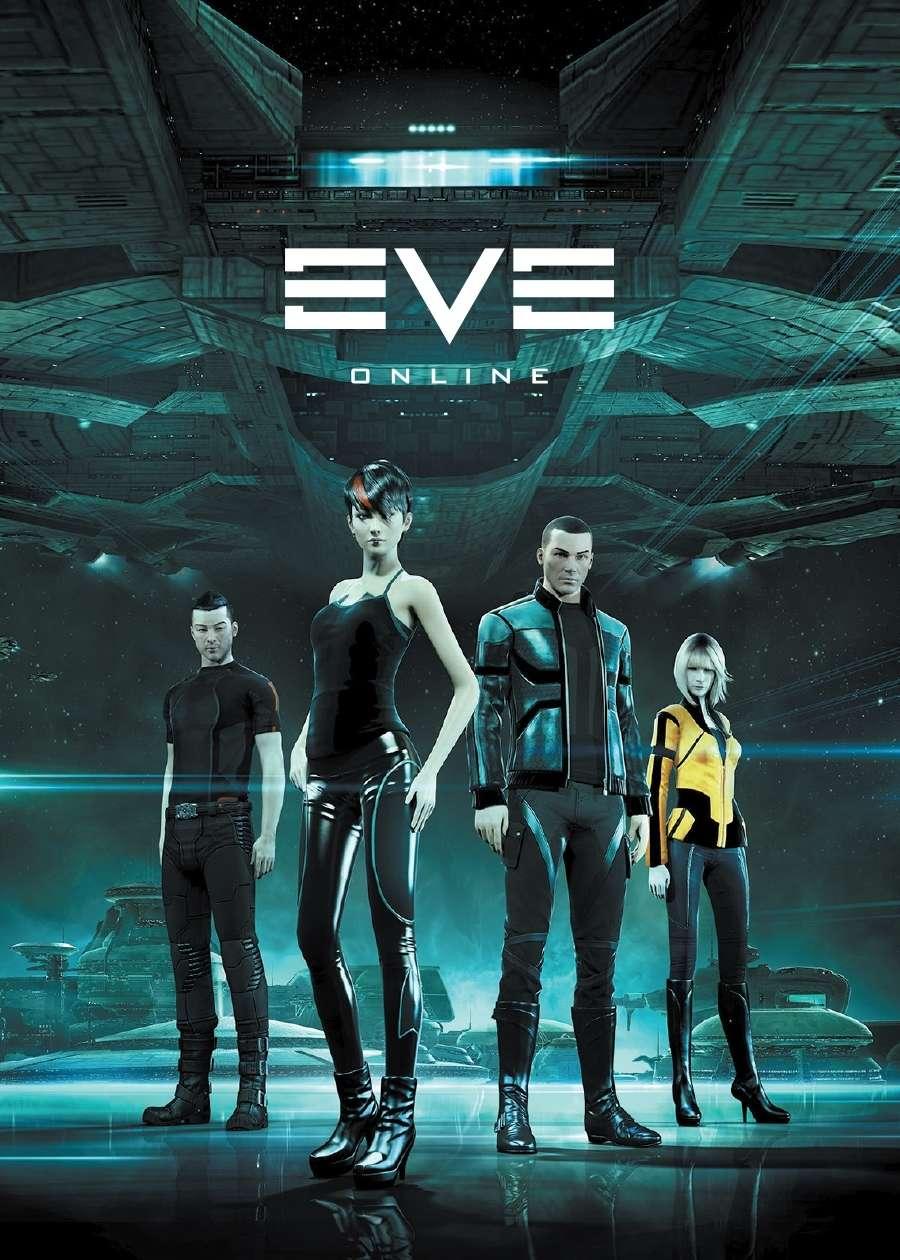 EVE Online Gallente Art Poker Deck Eve Race Suit  CCP Games  EVE Online  DriveThruCardscom