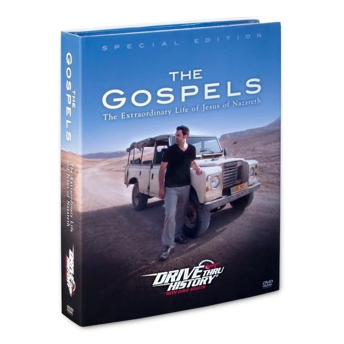 Ride Drive For Once Everyone On John >> Drive Thru History The Gospels Special Edition Drive Thru