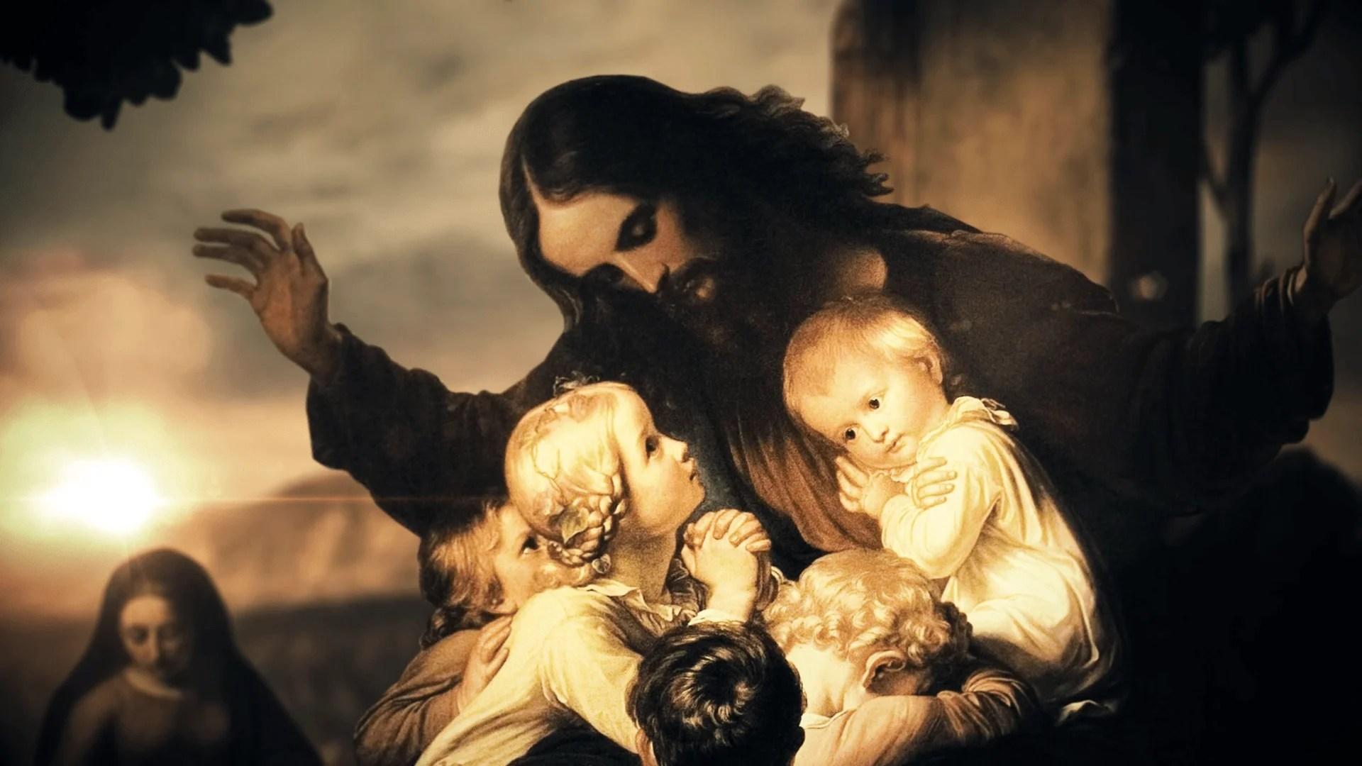 Jesus-Blessing-the-Children