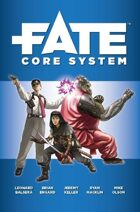 FATE Core System at DrivethruRPG.com