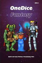 OneDice Fantasy Cover