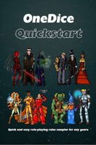 OneDice Quickstart Cover