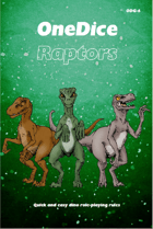 OneDice Raptors Cover