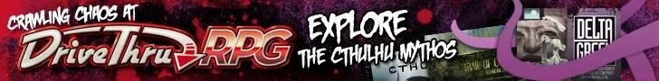 Cthulhu Mythos - Available Now @ DriveThruRPG.com