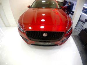 Jaguar F-Pace Drivetime.tv.