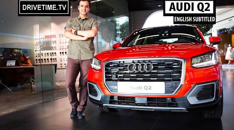 Audi Q2 İlk İncelemesi Yayında