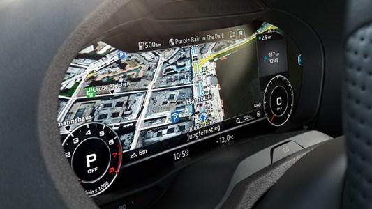 Drivetime Virtual Cockpit