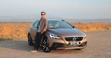 Volvo V40 Crosscountry 2017 Test Sürüş Videosu / Review ( English Subtitled )
