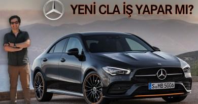 Mercedes Yeni CLA 2019 İş Yapar mı? İnceleme / First Look (English Subtitled)