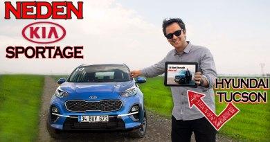 Yeni Kia Sportage Dizel Otomatik Test Sürüşü Videosu Yayında!