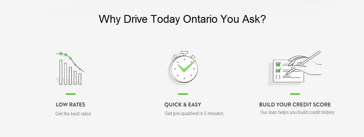 drive today onatrio