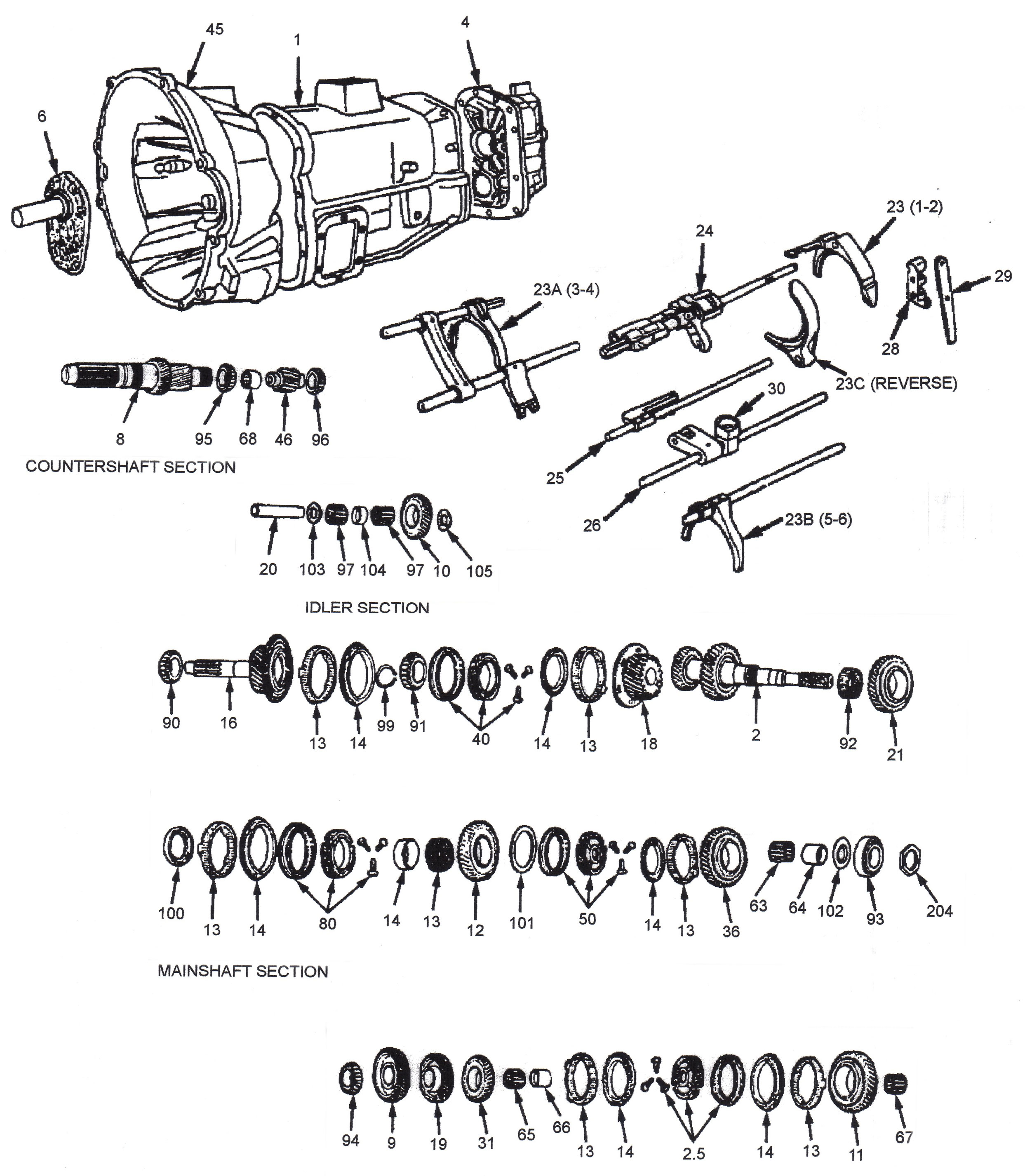 2001 Tundra Trans Wiring Diagram : 32 Wiring Diagram
