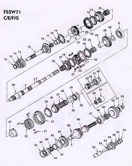Nissan Drivetrain Diagram, Nissan, Free Engine Image For