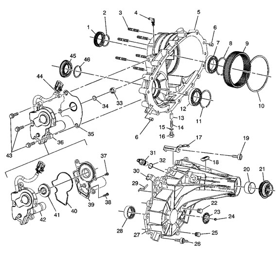 2001 Gmc Sierra Transmission Diagram, 2001, Free Engine