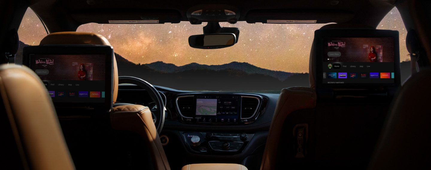 hight resolution of connected driving evolved