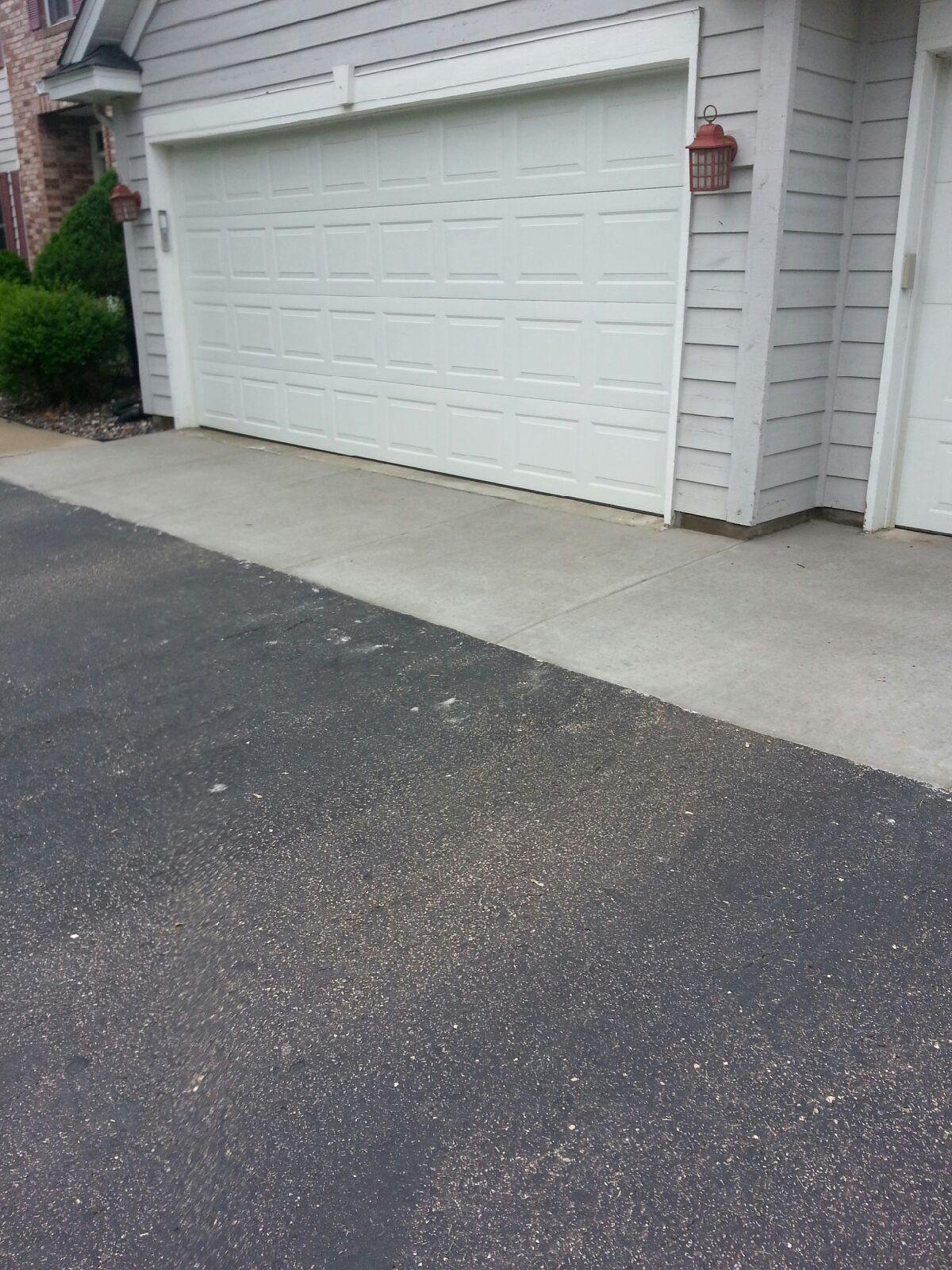 Minneapolis Concrete Driveways  Concrete Aprons  Asphalt