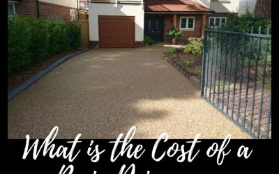 How to reduce the cost of resin driveway installations – the easy way