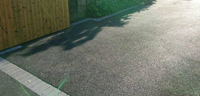 Lets get it clear about Tarmacadam driveways