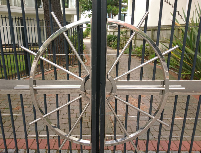 Driveway Metal Gates