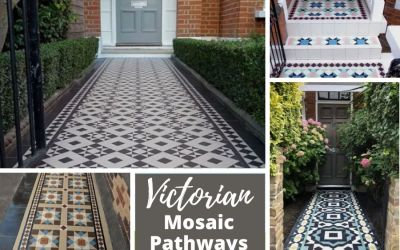 Victorian Mosaic Pathways