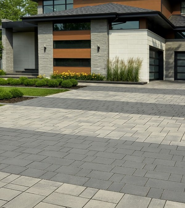 Modern Driveways Designs