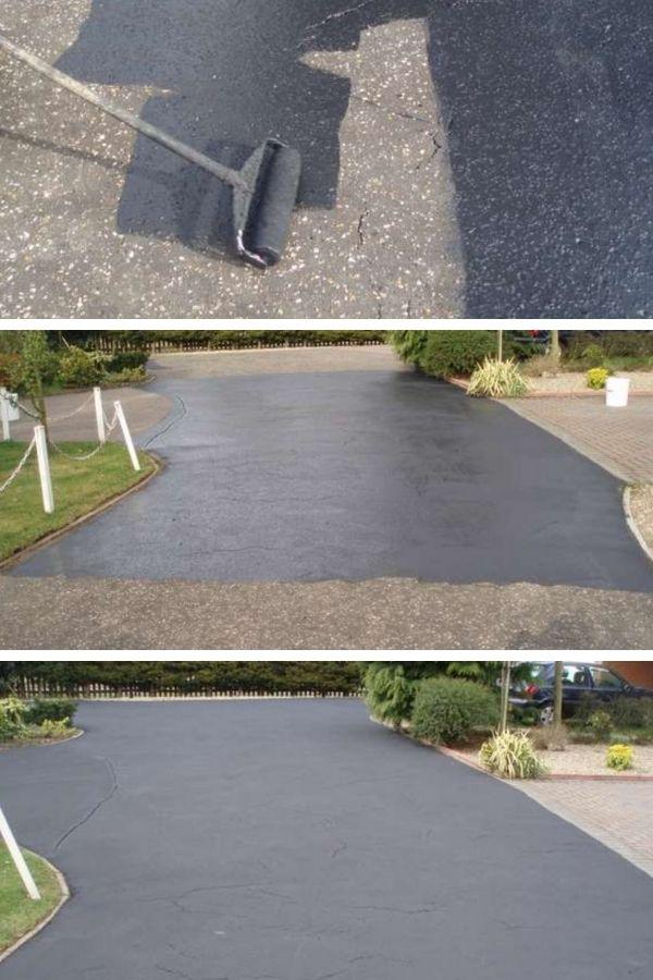 tarmac driveway sealing