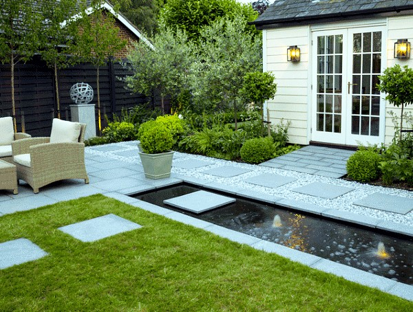 Zinnia Garden Design