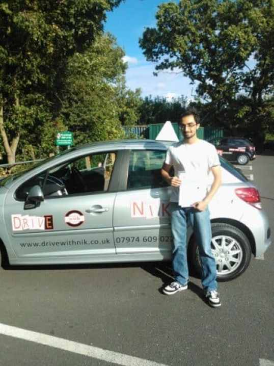 driving lessons golders green