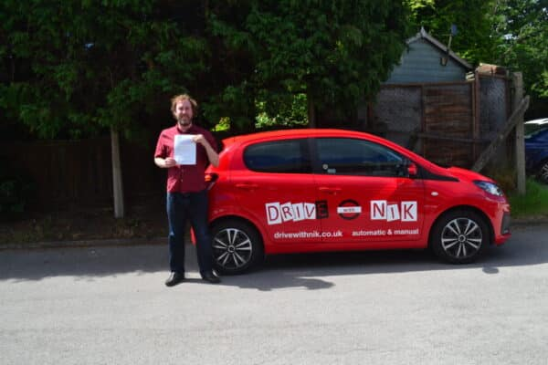 Automatic Driving Lessons Crouch End
