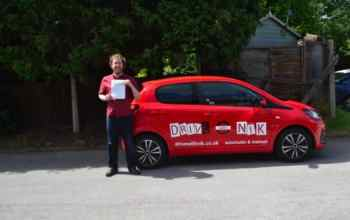 Automatic Driving Lessons Crouch End. Paul's review.